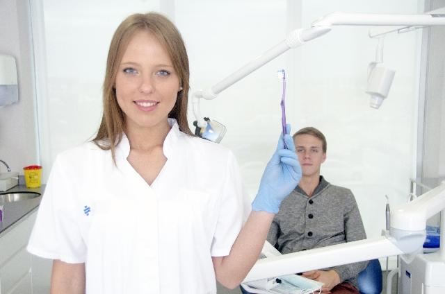 歯科検診をしよう!